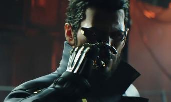 Deus Ex Mankind Divided : le trailer du Dawn Engine