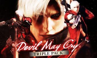 Devil May Cry : une édition physique pour la trilogie sur Switch