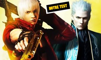 Test Devil May Cry 3 sur Switch : l'ultime version du beat them all légendaire ?
