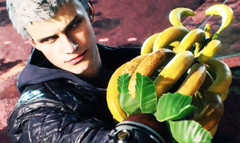 Devil May Cry 5 : découvrez le bras-bananes de Nero en vidéo !