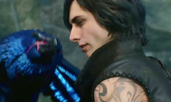 Devil May Cry 5 : 2 intenses minutes de gameplay pour V