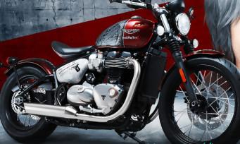 Devil May Cry 5 : Capcom présente une moto ultra-badass à l'effigie du jeu