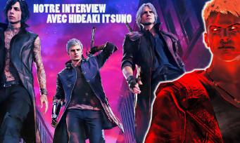 "Devil May Cry 5 : ""le DmC de Ninja Theory nous a beaucoup influencés"""