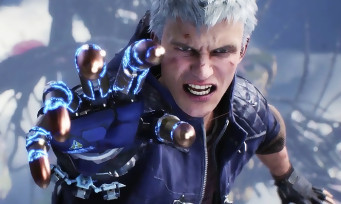 Devil May Cry 5 : un trailer de lancement pour le mode Palais Sanglant