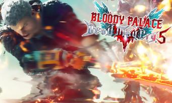 Devil May Cry 5 : le Bloody Palace se dévoile enfin et c'est très alléchant