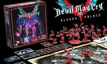 Devil May Cry 5 : le Bloody Palace adapté en jeu de société !