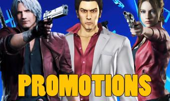 PS4 : plein de jeux japonais soldés, c'est le moment de craquer