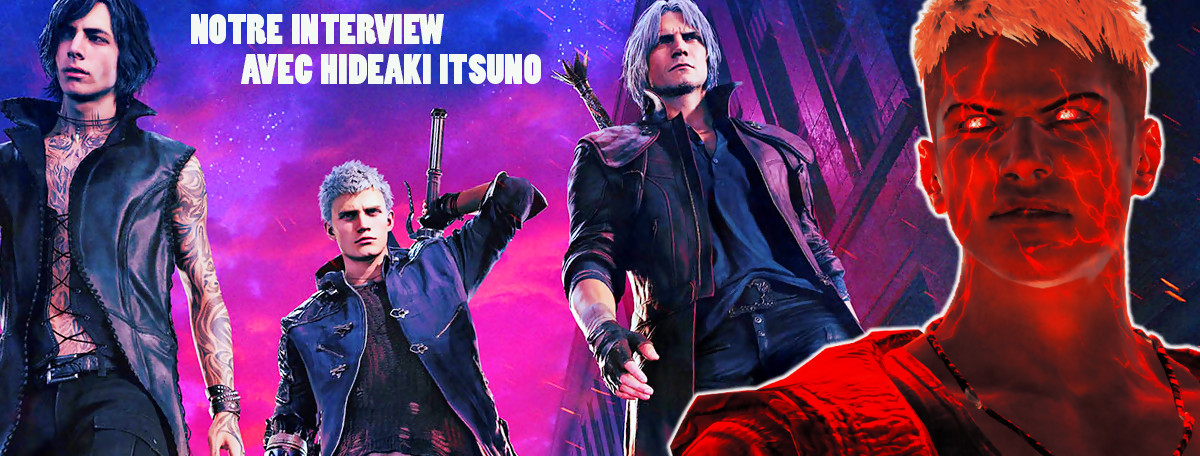 "Devil May Cry 5 : ""le DmC de Ninja Theory nous a beaucoup influencés"""
