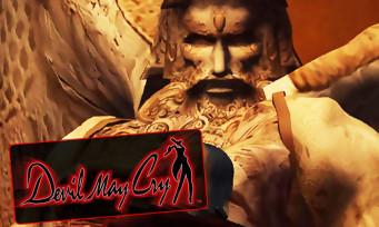 Devil May Cry : le portage Switch se précise, les larmes vont couler