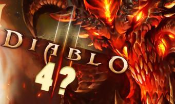 Diablo 4 : le jeu ne sera pas annoncé tout de suite, il faudra être patient