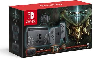 Diablo III Eternal Collection : toutes les infos sur le pack collector Switch
