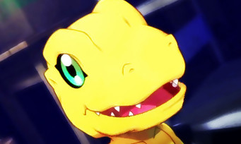 Digimon Survive : un trailer enivrant pour le J-RPG