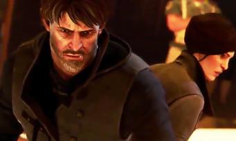 Dishonored 2 : un nouveau trailer avec plein de compliments sur le jeu