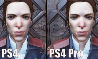 Dishonored 2 : pas de différence visuelle entre les versions PS4 et PS4 Pro