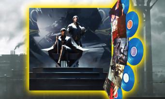 Dishonored : l'OST des jeux s'offre une superbe édition en cinq vinyles, tous les détails
