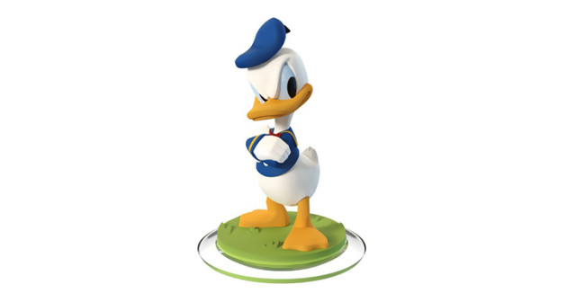 Donald fait déjà partie de Disney Infinity alors pourquoi pas Mickey et Minnie?