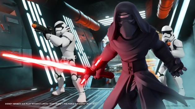 Disney Infinity 3.0 : Star Wars