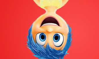 Disney Infinity 3.0 : trailer de Vice-Versa de Pixar