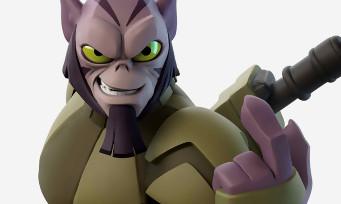 Disney Infinity 3.0 Star Wars : figurines des nouveaux rebelles