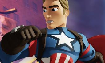 Disney Infinity 3.0 : Le nouveau Captain America et Marvel Battlegrounds