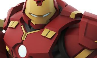 Disney Infinity 3.0 : trailer de Hulkbuster, Ultron et Dark Maul
