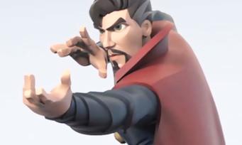 Disney Infinity 4.0 : voici la figurine de Dr Strange qu'on n'aura jamais !