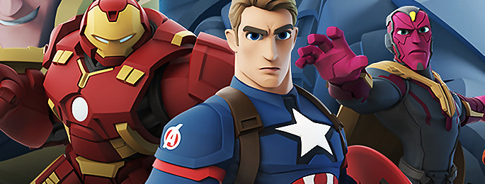 Test Disney Infinity 3.0 Marvel Battlegrounds sur PS4