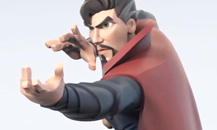 Disney infinity 4 0 voici la figurine de dr strange qu 39 on n 39 aura jamais - Jeux de iron man 3 gratuit ...