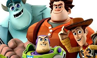 Disney Infinity : Toy Box gameplay trailer