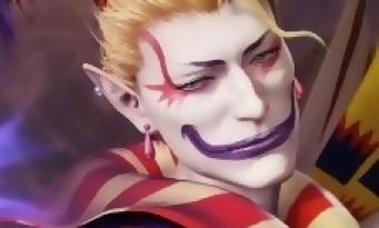 Dissidia Final Fantasy Arcade : un nouveau trailer avec Kefka