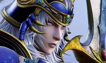 Dissidia Final Fantasy Arcade : nouveau trailer avec le Guerrier de la Lumière