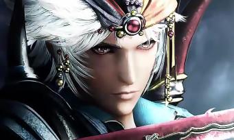 Dissidia Final Fantasy Arcade : un nouveau trailer avec trois personnages