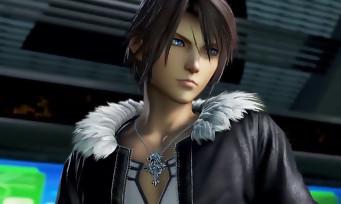 Dissidia Final Fantasy Arcade : trailer de Squall et Djidane
