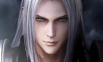 Dissidia Final Fantasy : un trailer explosif avec Sephiroth