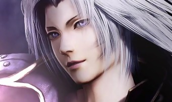Dissidia Final Fantasy : un trailer qui présente le nouveau personnage Kuja