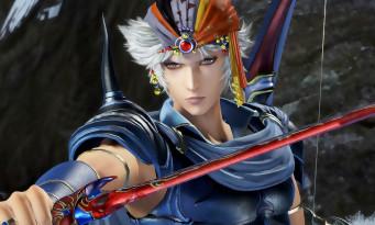 Dissidia Final Fantasy : trailer de l'arène Pandaemonium inspiré de FF II