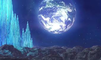 Dissidia Final Fantasy Arcade : une vidéo de l'arène lunaire