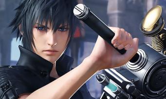 Dissidia Final Fantasy : une nouvelle vidéo avec Noctis sur PS4