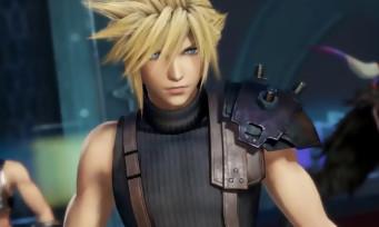 Dissidia Final Fantasy NT : le roster du jeu présenté en vidéo