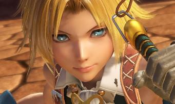 Dissidia Final Fantasy NT : la liste des attaques de Zidane Tribal