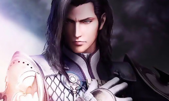 Dissidia Final Fantasy NT : trailer de gameplay de Vayne