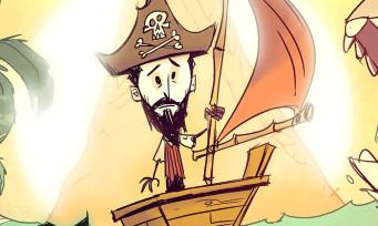 Don't Starve : la date de sortie de l'extension Shipwrecked
