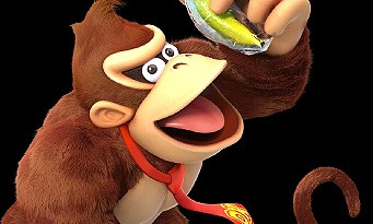 Donkey Kong Country Tropical Freeze : vidéo du Developer Direct