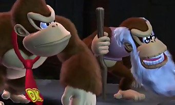 Donkey Kong Country Tropical Freeze : gameplay trailer Wii U