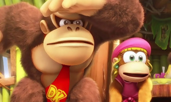 Donkey Kong Country Tropical Freeze : toutes les images sur Switch