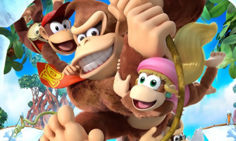 Donkey Kong Country Tropical Freeze : un trailer de gameplay sur Switch