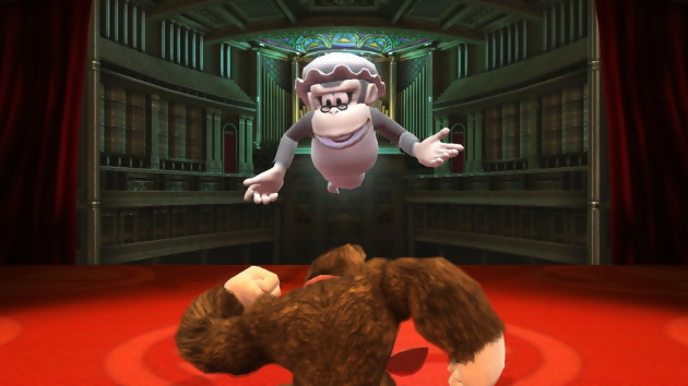 Donkey Kong Planet