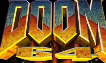 DOOM 64 : le jeu bientôt disponible sur PC et PS4 ? Les indices !