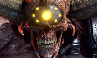 DOOM Eternal : voici le DOOM Hunter, un démon qui met la pression