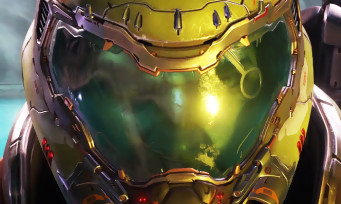 DOOM Eternal : du gameplay dans le Super Gore Nest